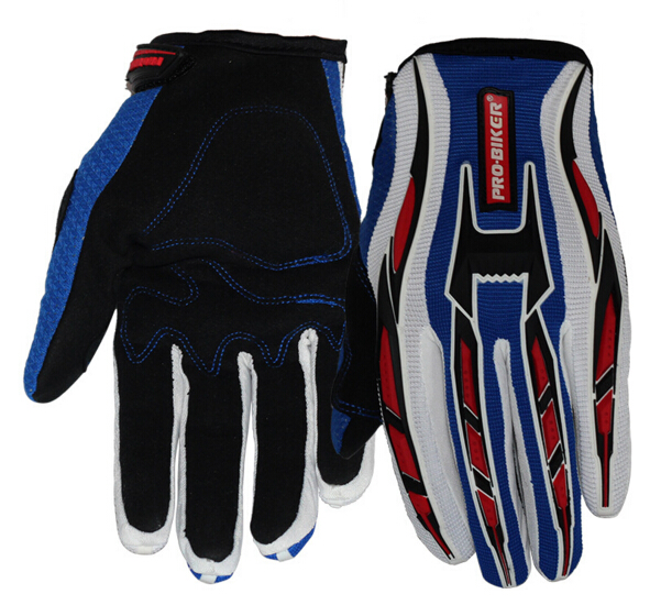 Horse Riding Gloves Equipment For Rider Sports Entertainment For Men Assorted Colors Moto CRed Black Orange Blue