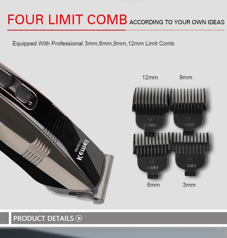 estilo ajustáveis aparador cabelo pg101
