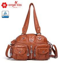 Angelkiss женская сумка, новинка, модная сумка через плечо, сумка через плечо, международная торговля, хит, женская сумка, тренд