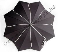 Lotus leaf umbrellas,100%sunscreen,UPF>50+,210T cotton,long handle parasol,ladies parasol,rotate windmill umbrellas,certificate