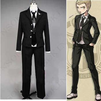 Anime Danganronpa Super Cosplay Kuzuryuu Fuyuhiko Costume custom made - DISCOUNT ITEM  18% OFF All Category