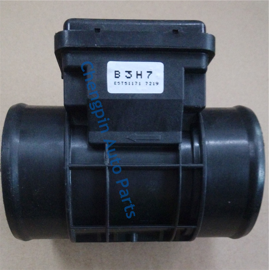 Auto Parts Original Mass Air Flow Sensor OEM# B3H7 E5T51171  MAF For Mazda Protege 1995 -1998 mass air flow maf sensor oem f37f 12b579 fa f37f12b579fa for mazda b 3000 taurus sable tracer k m