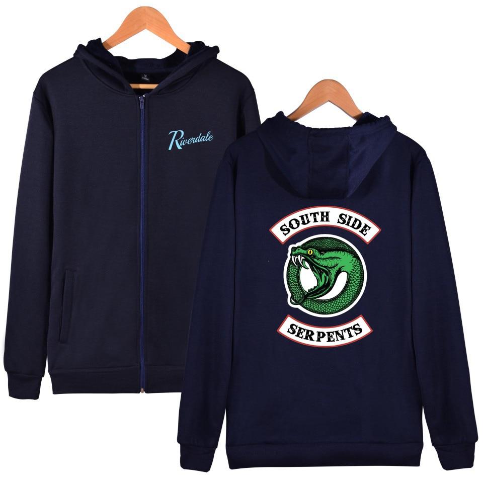 Autumn Men Hoodie Thin Banner Printed Streetwear Flags Strip Brass Grommets American TV Series New Album Valley Sweatshirt 4