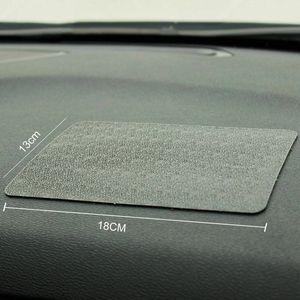 Image 3 - Auto Ornament PVC Anti Rutsch matte Sticky Pad Autos Interior Dashboard Beleg matte Für Telefon Münze Sonnenbrille Halter zubehör