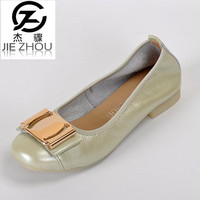 Newest Brand Designer Classic Casual Women Flats Shoes Genuine Leather Loafers Casual Driving Shoes Fashion Simply
