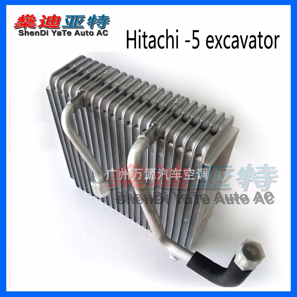 US $45 0 |ShenDi YaTe Auto AC Car / automotive air conditioning evaporator  core for Hitachi 5 excavator size 250*235*74mm-in Air-conditioning