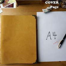 diary A4 travel quality