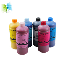 WINNERJET 6 colors Art Paper Ink Pigment for Epson L1800 L300 L800 LL801 L805 Printer