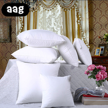AAG Cotton Pillow Core Cushion Inner Filling Square Non-woven Bedding Pad Comfortable Insert