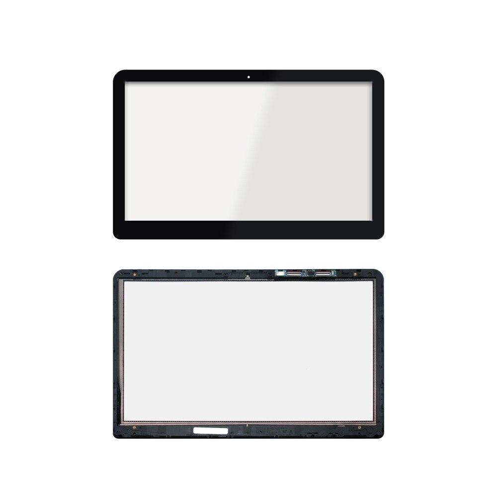 15.6 Touch Screen Digitizer + Bezel For HP Pavilion X360 15-BK137CL 15-BK117CL15.6 Touch Screen Digitizer + Bezel For HP Pavilion X360 15-BK137CL 15-BK117CL