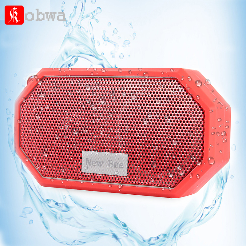 Wireless Bluetooth Speakers Stereo Waterproof rechargeable battery Speaker Sport Bluetooth Speaker with Microphone usb accessory