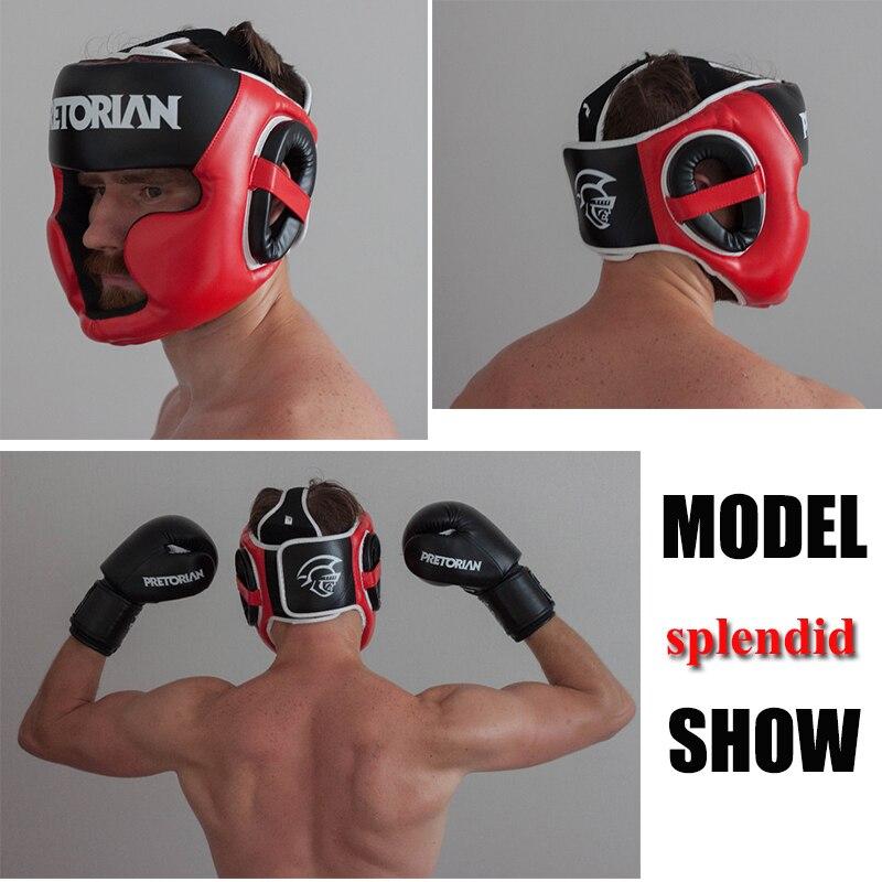 Brand PRETORIAN бокс бастығы қорғаушысы Muay - Спорттық киім мен керек-жарақтар - фото 6