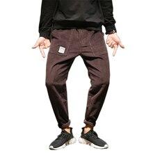 2018 New Men Hip Hop Joggers Trousers Harem Sweatpants Casual Pants Ne