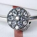 2016 Jewelry 925 Sterling Silver Bracelets Radiant Bloom  Crystal Cubic Zircon  for Office Lady Gift for Women like Flower