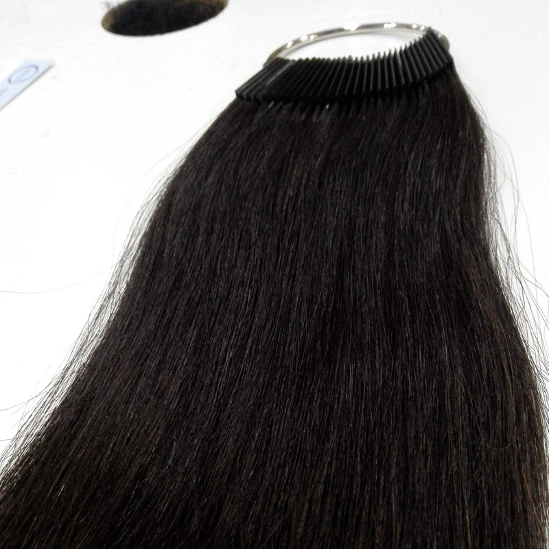 8 Inch Human Hair Color Ring 30pcsset For Salon Hair Color Chart