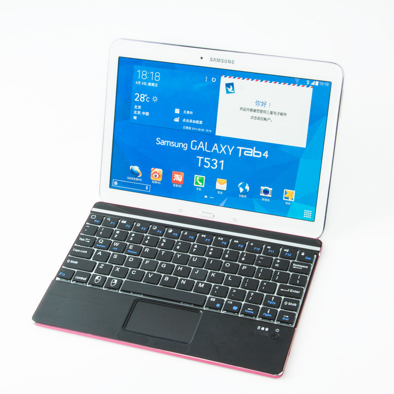 Fashion Touch Panel Bluetooth Keyboard for 9.7 Onda V919 Air 3g tablet pc for Onda V919 Air 3g keyboard for Onda V919 Air 4g d and k da1323301 page 2