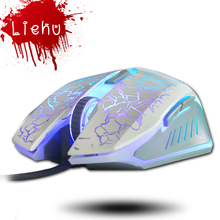 Computer PC wired mouse for mini mouse usb 2.0 pro gaming optical mice