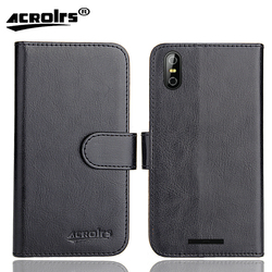 На Алиэкспресс купить чехол для смартфона texet tm-5083 pay 5 3g case 5дюйм. 6 colors flip soft leather crazy horse phone cover stand funstion cases credit card wallet