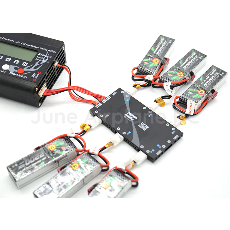 UNRC RC Plane Car UNA6 UNA9 PLUS 9S LiPo Li-polymer Balance Charger RC Battery Charging for RC model airplane