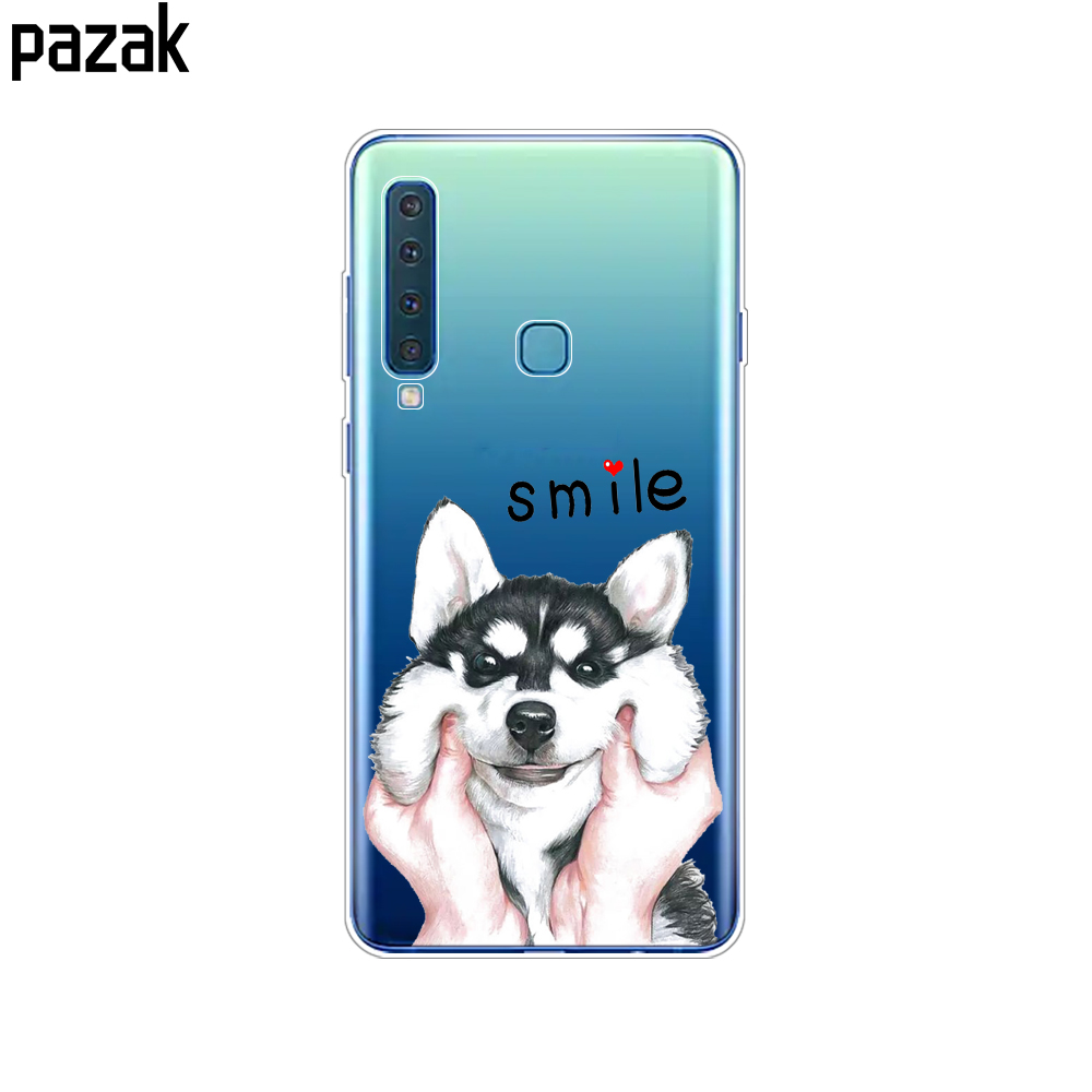 Image 3 - For Samsung Galaxy A9 2018 Case Samsung A9 2018 Cover Silicone TPU Phone Case For Samsung A9 2018 A920F A920 SM A920F Cover Capa-in Fitted Cases from Cellphones & Telecommunications