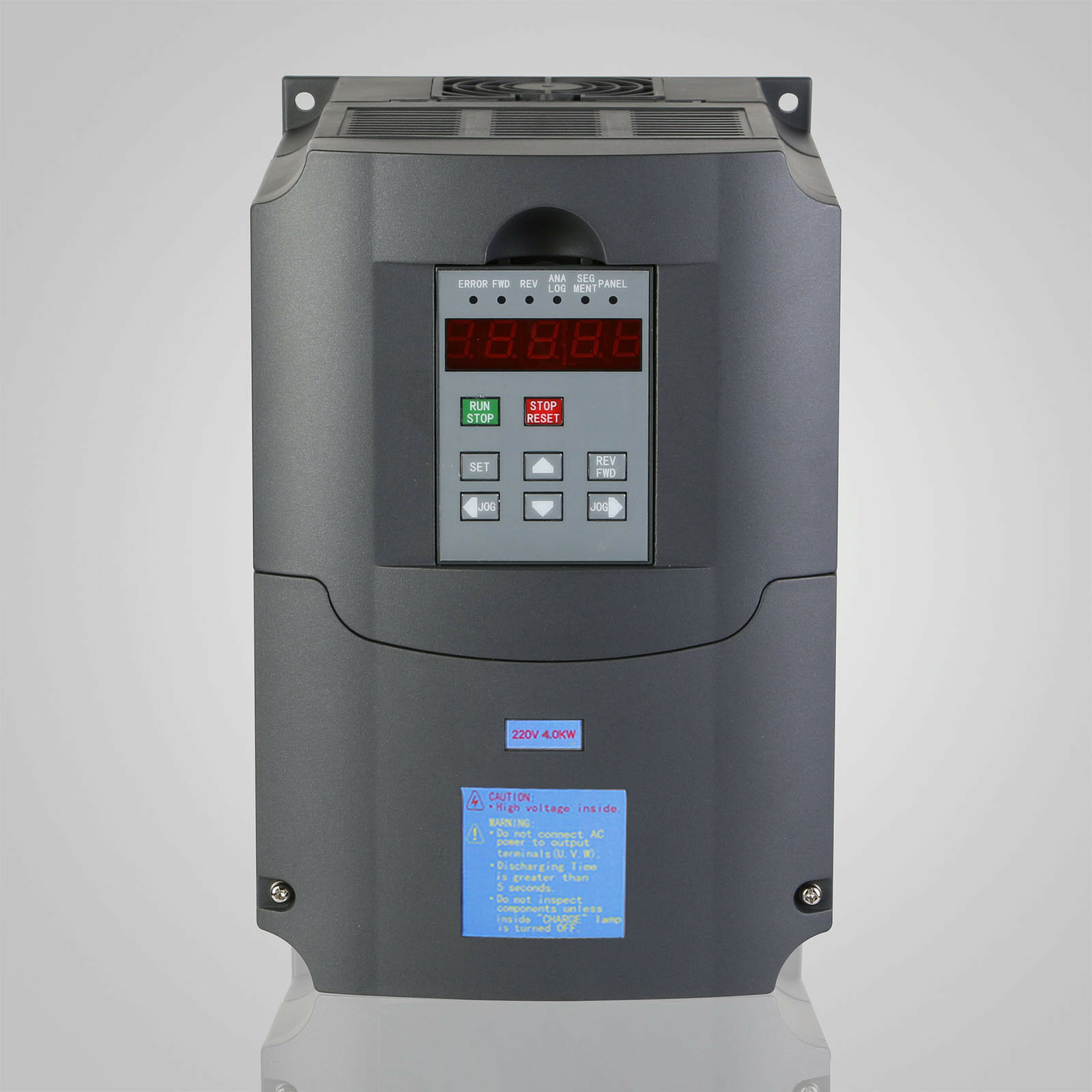 Variable Frequency Drive VFD Low Output 3 Phase 220V 250V HIGH GRADE 5HP 4KW