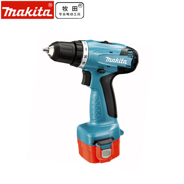 Makita Drill Rechargeable 6271dwe Cordless Machine 12v Portable