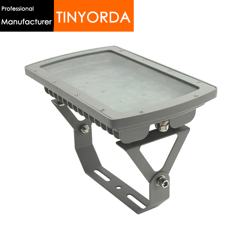 Tinyorda TFL2745 10SETS 45W Led Flood Light Housing  Heatsink Fixture LED Lighting Housing [Professional Manufacturer]|Lamp Radiators| |  - title=