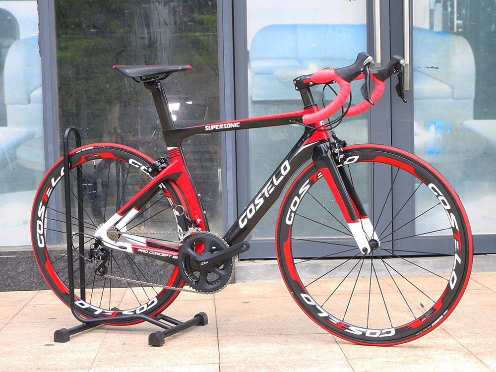 2017 full carbon costelo NK1K road bicycle carbon bike DIY complete bicycle completo bicicletta bicicleta completa