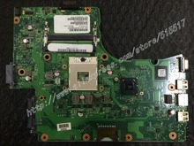 Working Perfectly For Toshiba Satellite C650 C655 Motherboard V000225140 Main Board