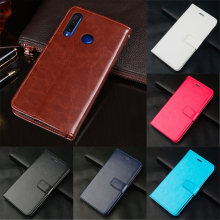 Phone Case For Huawei Honor 20 Pro 10 9 8 Lite 8C 8X Max Case Flip Leather Magnetic Wallet Skin(China)