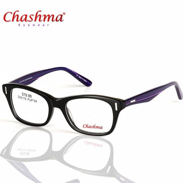 De alta Qualidade Óculos Frames oculos de grau Óculos de Miopia Quadro Das  Mulheres Dos Homens ebd0cffe21