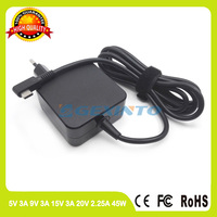 Type C ac adapter 20V 2.25A Laptop Charger For Lenovo ThinkPad 13 Chromebook X1 Carbon (5th Gen)2017 T470 T470s T570 EU plug