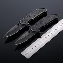 Sanrenmu Utility EDC Pocket Folding Knife Hunting Knives Fighting Tactical knife Survival Outdoor Camping karambit Knives