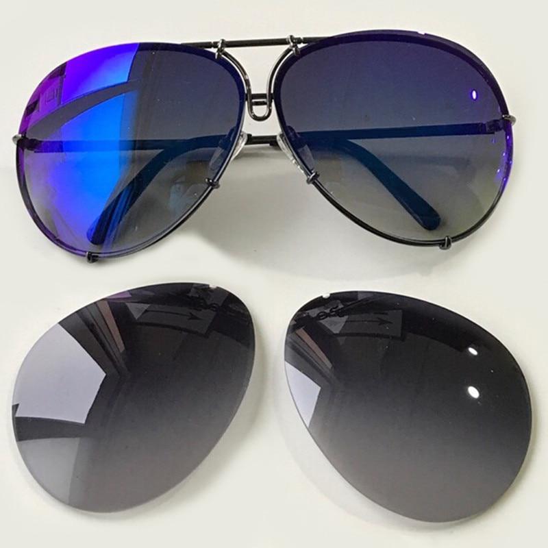 Trendy Removable Lens Sunglasses Women Oversize Sun glass Men Women Double Lens Cat Eye Goggles Eyeglasses UV400