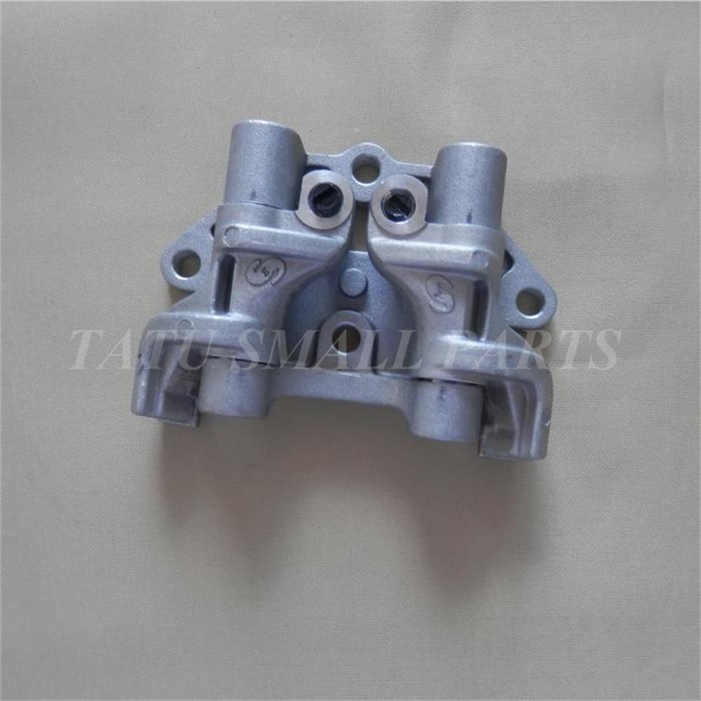GT240 ROCKER ARM ASSEMBLY FOR MITSUBISHI GT241 GT400 2 ~ 4.0HP 4 STROKE OHV  ROCTER ARM SHAFT ASY 100% brand new high quality motorcycle parts camshaft tappet shaft cam for honda ax 1 nx250 ax 2 not includ rocker arm