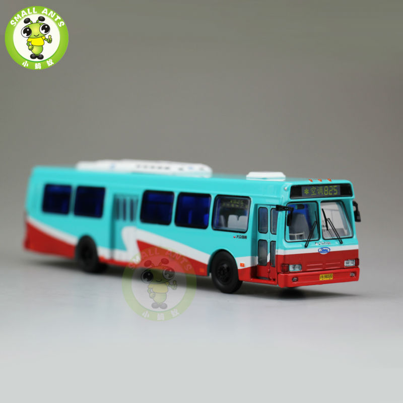1:76 Scale American Flxible Bus China ShangHai Bus NO.825 Diecast Bus Car Model 1 43 ankai bus sightseeing tour of london bigbus big bus diecast model bus open top