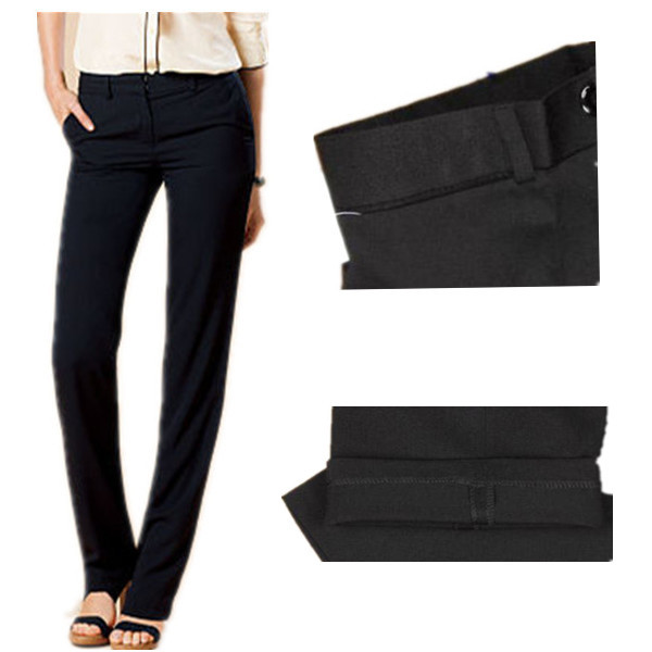 Popular Women Black Dress Pants-Buy Cheap Women Black Dress Pants ...