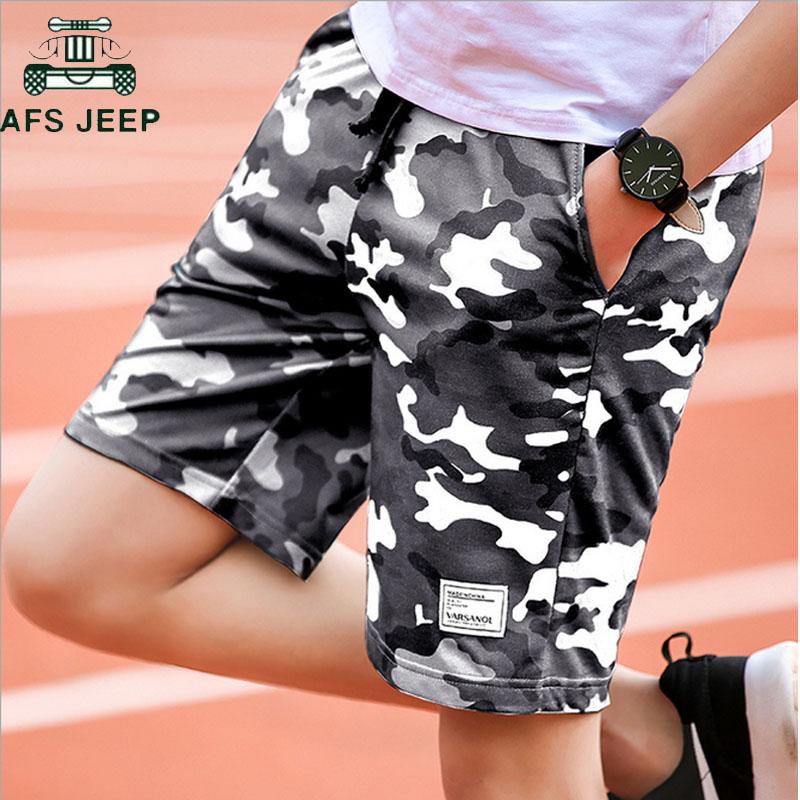 SDHEIJKY Causal Men cotton Shorts bermuda beach Black Shorts Plus Size M-5XL