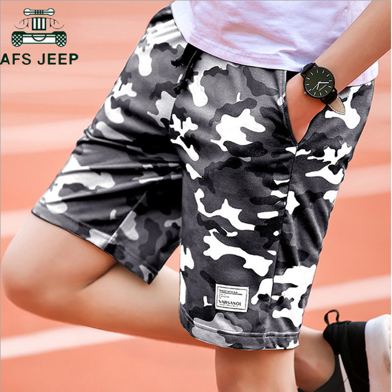 Camouflage   Shorts   Men 2018 Fashion Military   Short   Pants Male Casual Camo Camouflage Men Beach   Shorts   bermuda masculina Plus Size