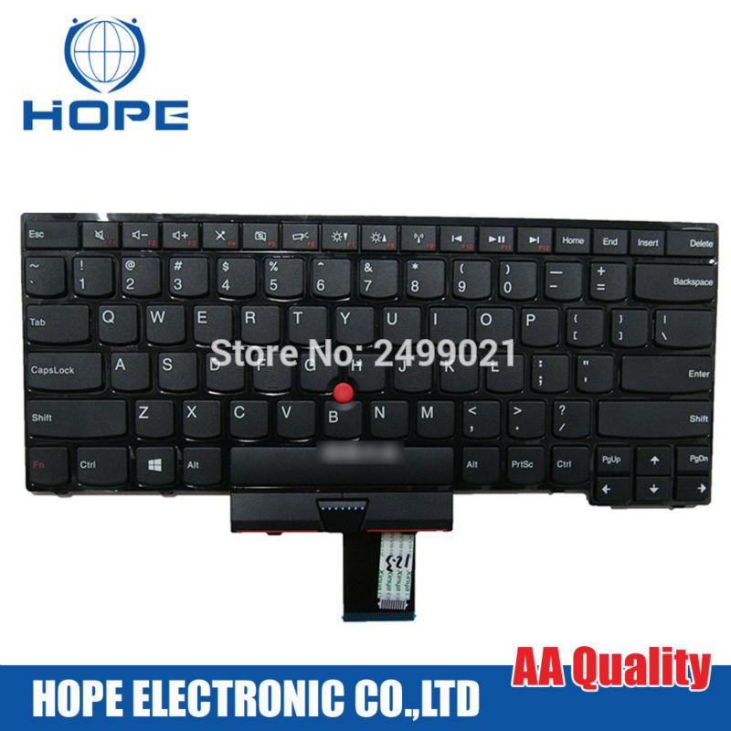 New For <font><b>Lenovo</b></font> IBM E430 E430C E330 E430S E435 S430 E445 E335 <font><b>T430U</b></font> Laptop Keyboard image