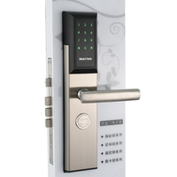 Wifi Smart Digital Safe Door Locks, Smart Home Lock password Pin Code Door Digital Lock electronic App Remote Control Door Lock