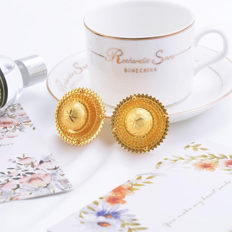 Shamty Hot Ethiopian Bridal Jewelry Sets African Nigeria Sudan - Mode-sieraden - Foto 3