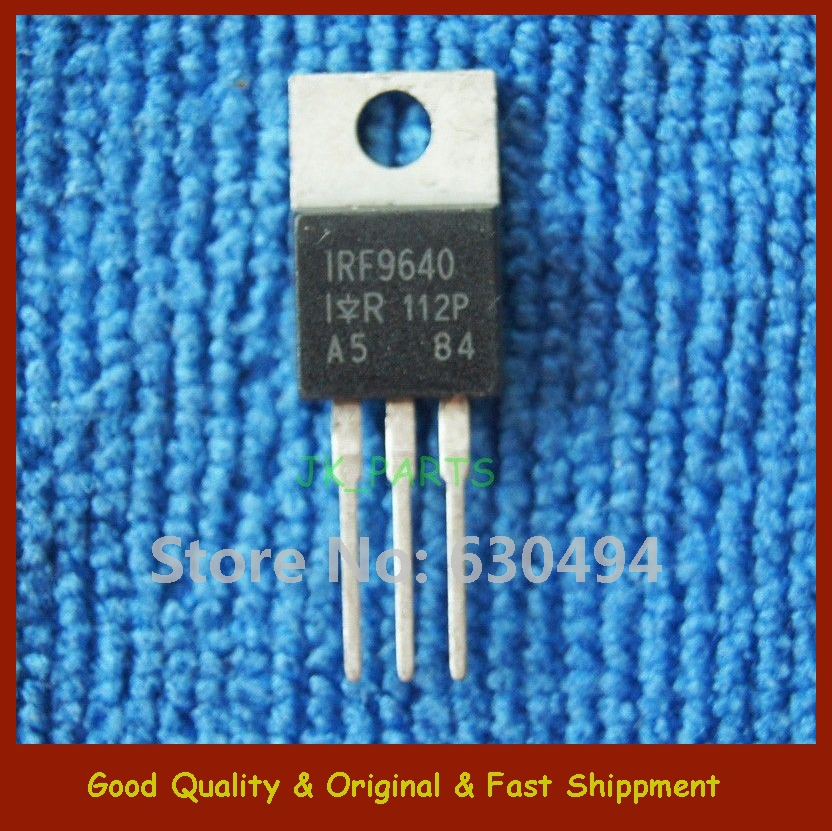 Free Shipping 5 x IRF9640 IRF 9640 Power MOSFET 11A 200V TO-220
