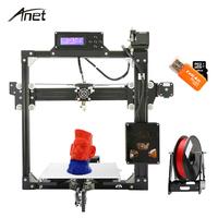 Large Print Size Anet A6 A8 A2 3D Printer High Print Speed Reprap Prusa I3 Toys