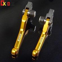 For KTM 530EXC/530EXC-R/530XCR-W/530XC-W 08-09 530 EXC EXC-R XCR-W XC-W CNC Aluminum Motorcycle Handlebar Pivot Lever Dirt Bike
