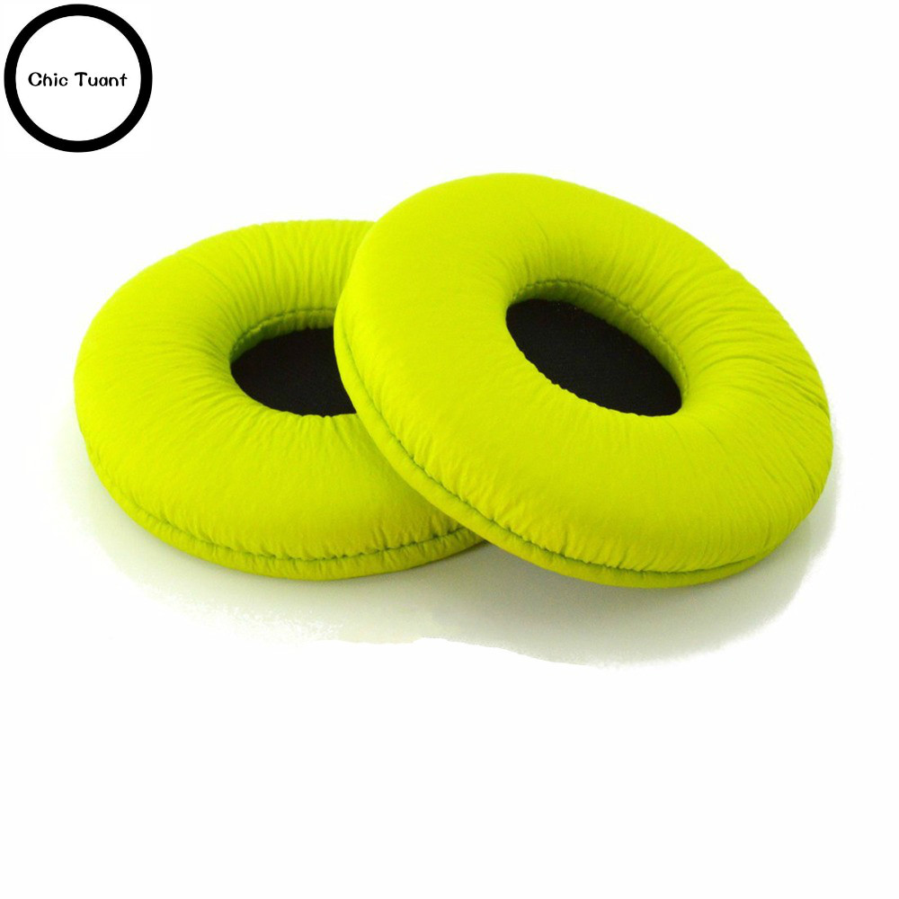 Replacement Ear Pad Ear Cushion Ear Cups Ear Cover Earpads Repair Parts for ATH-WS50 ATH WS50 headset headphone