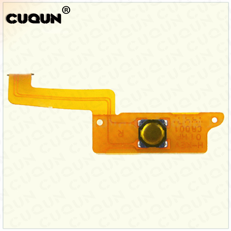 Original HOME Button Flex Ribbon Cable For Nintend New 3DS XL LL Home Menu Button Return Cable for New 3DS XL LL Game Console