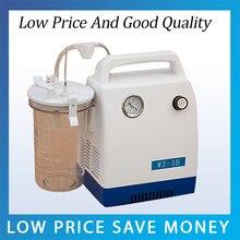 220 В 7L/min Мини Портативный Вакуумный Насос Для Лаборатории Всасывания Жидкости