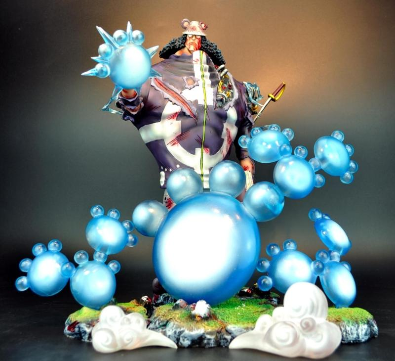 MODEL FANS In-stock jacksdo One Piece 33cm Bartholemew Kuma Battle Damage Standing position gk resin figure toy for Collection in situ detection of dna damage methods and protocols
