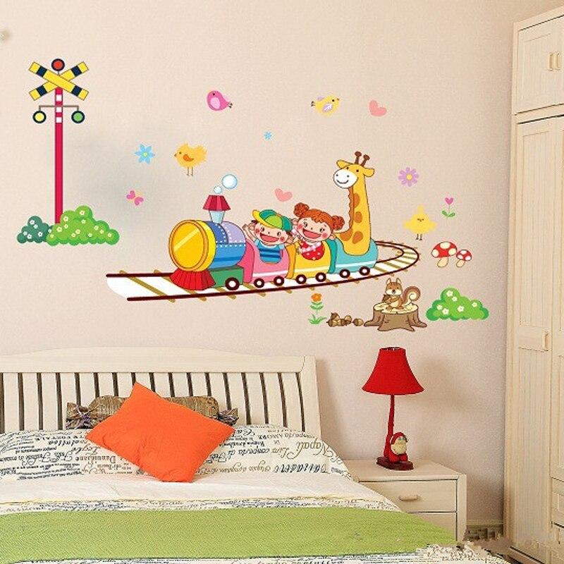 Картинка на стену в детскую спальню